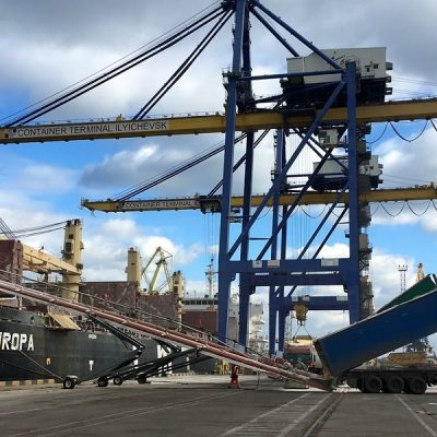Подготовка пре-ТЭО концессии контейнерного терминала «Черноморска» завершится в начале 2021 года