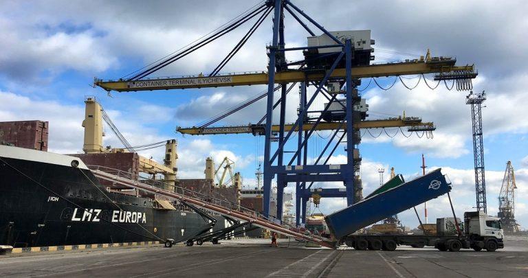 МИУ рассчитывает привлечь более $100 млн от концессии в порту Черноморск
