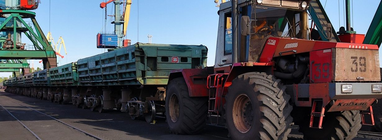 В январе-октябре объем грузоперевозок сократился на 12,5%