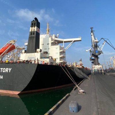 В январе-октябре Одесская таможня пропустила 150 млн тонн грузов