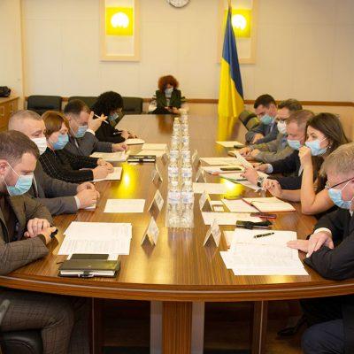 МИУ провело первое заседание рабочей группы с концессионером «Ольвии»