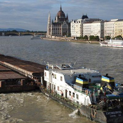 Украинское Дунайское пароходство наметило цифровой прорыв в сфере речных перевозок
