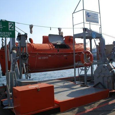 Учебный центр ГП «ОМТП» возобновляет подготовку моряков