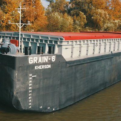 «Дунайсудосервис» построил очередную баржу по заказу «Грейн-Трансшипмента»