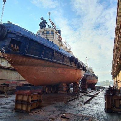 «Дунайсудоремонт» отремонтирует два буксира компании Danube Star Shipping