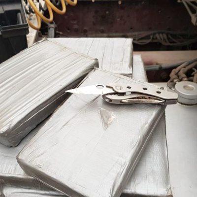 В порту «Пивденный» выявили партию кокаина стоимостью $4 млн