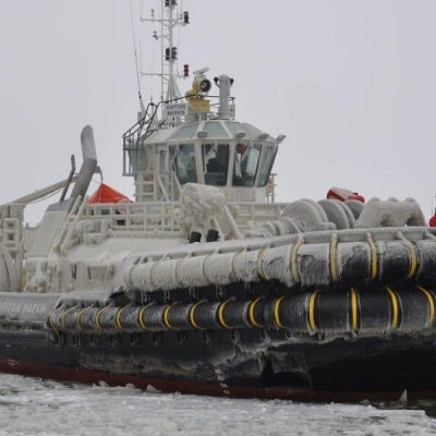 В Мариупольском порту обсудили предоставление буксирных услуг в период ледовой кампании