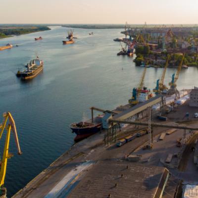 Порт Херсон сократил грузооборот на 19% в январе-июле