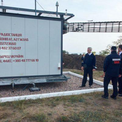 МПСС открыла в Одессе модернизированную станцию морской системы связи