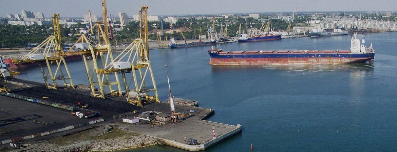 Порт Черноморск сократил грузооборот на 2% в январе-сентябре
