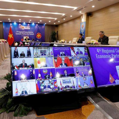 В Азии создана зона свободной торговли, охватывающая треть мировой экономики
