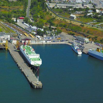 МИУ не согласовывало соглашение о передаче паромного комплекса в «Черноморске» частной компании