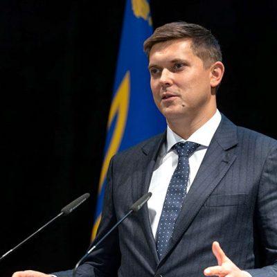 Кабмин разрешил уволить руководителя Одесской ОГА