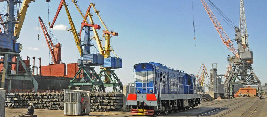 «Укрзализныця» увеличила пропускную способность в направлении трех морских портов