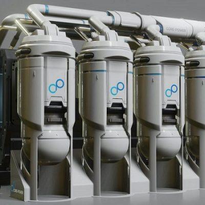 Компания Билла Гейтса займется разработкой ядерного реактора для судоходной отрасли