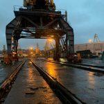 Одесский порт расширяет фронты выгрузки вагонов на Платоновском молу