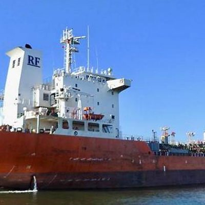 Судозаходы: 7,7 тыс. тонн подсолнечного масла из Мариуполя