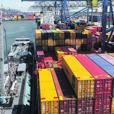 В порту Роттердам продают контейнерный терминал мощностью 1 млн TEU