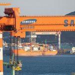 SHI получила рекордный строительный заказ из Европы