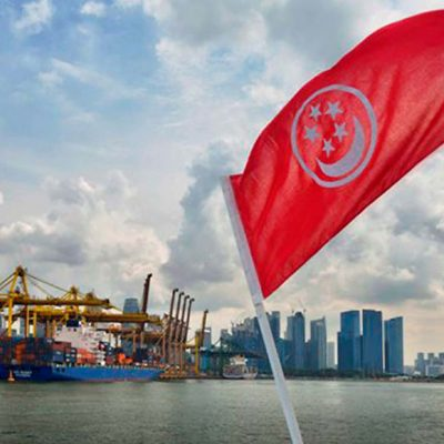 Валовой тоннаж флота под флагом Сингапура превысил 96 млн тонн