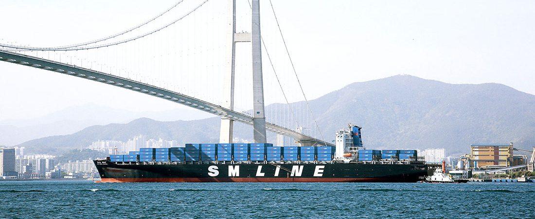 Корея привлечет дополнительный флот на контейнерные линии