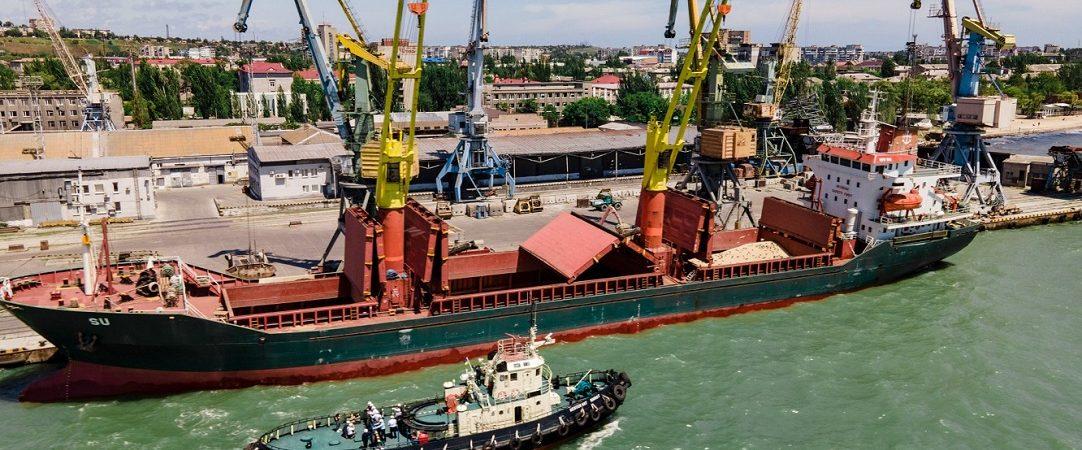 В январе-октябре морпорты увеличили грузооборот на 1,7% — оперативные данные