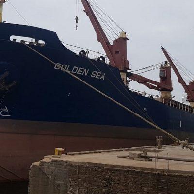 Порт Херсон сократил грузооборот на 47% в январе-феврале