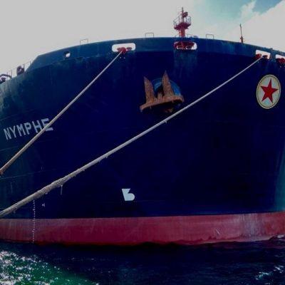 Судозаходы: пятерка крупнейших кейпсайзов порта «Пивденный» в ноябре