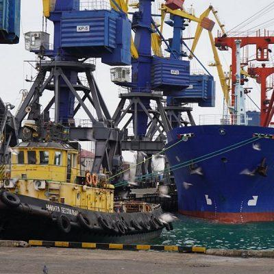 В январе-ноябре морпорты увеличили грузооборот на 0,9% — оперативные данные
