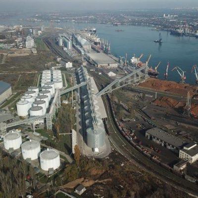 «Рисоил Терминал» перевалил наибольший объем рапса среди терминалов