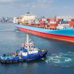 Третьему буксиру P&O Maritime Ukraine будет присвоен ледовый класс