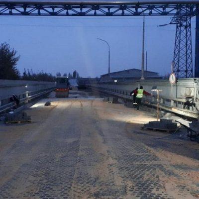 В Одесском порту завершили ремонт самого проблемного участка эстакады