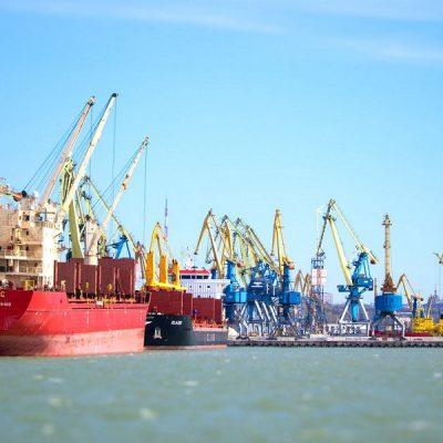Порт Мариуполь сократил грузооборот на 1% в первом квартале