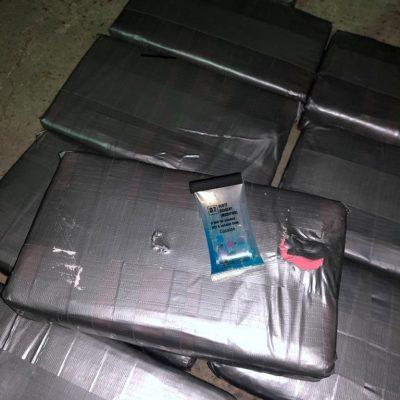 Через порт «Пивденный» пытались переместить партию кокаина стоимостью $12 млн