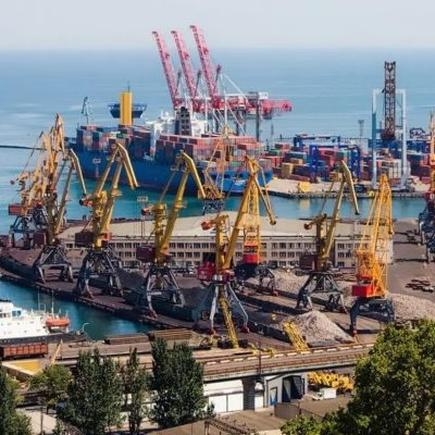 Порт Одесса сократил грузооборот на 17% в январе-мае