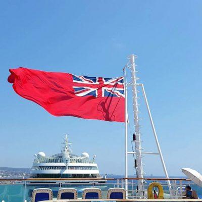 Великобритания нацелилась на укрепление позиции своего флага