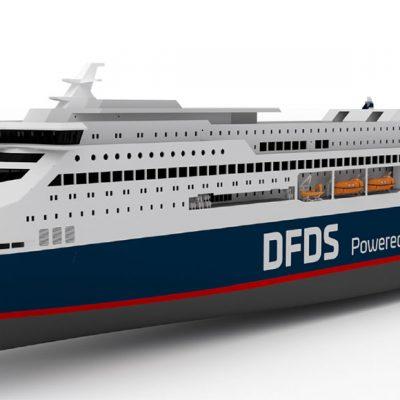 DFDS поучаствует в разработке электропарома на водородных элементах