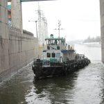 В январе по Днепру перевезено 257,5 тыс. тонн грузов