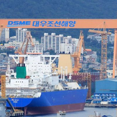 DSME расторгнет контракт на поставку 6 контейнеровозов на сумму более $700 млн