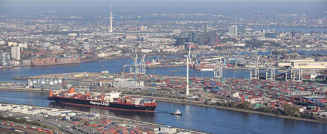 Гамбург переведет портофлот на водородное топливо
