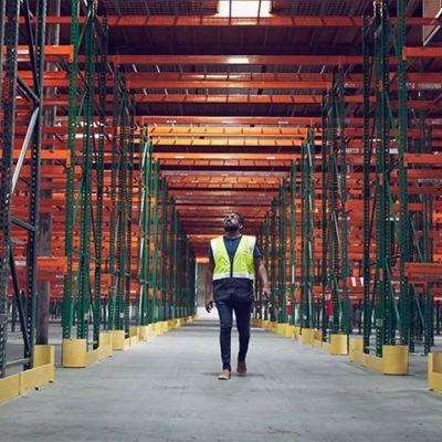 Maersk построит логистический центр в Дуйсбурге