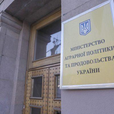 Кабмин планирует завершить восстановление Минагрополитики до 1 февраля