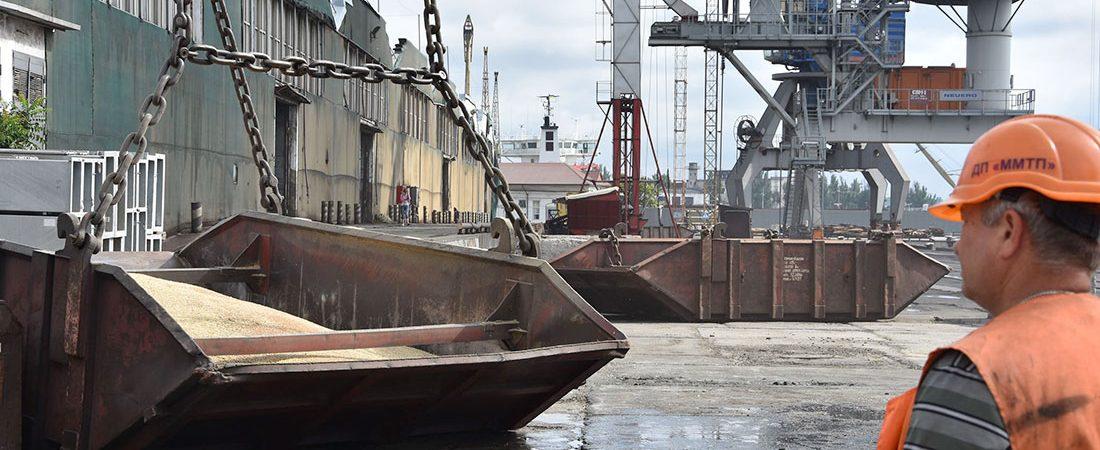 В 2020 году госстивидор ММТП расширил географию экспорта продгрузов