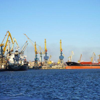 С начала месяца госстивидор ММТП обработал более 414 тыс. тонн грузов