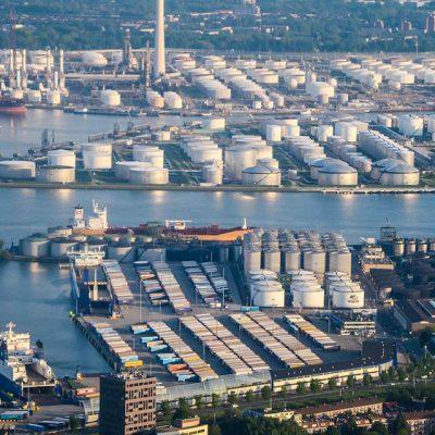 Порт Роттердам планирует стать частью коридора поставок «зеленого» водорода