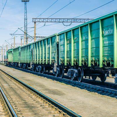 «Укрзализныця» заключила первые долгосрочные контракты на вагоноотправки