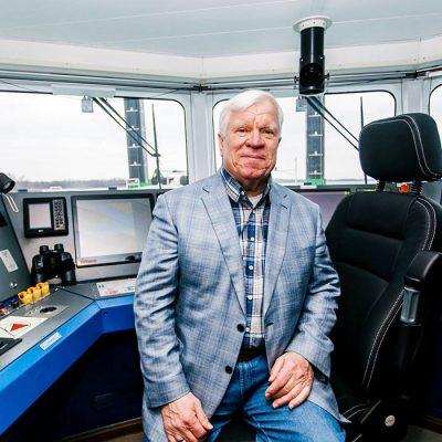 Гендиректор «Нибулона» призвал Зеленского ветировать закон о речном транспорте