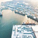 Судозаходы: сразу пять балкеров в порту Одесса