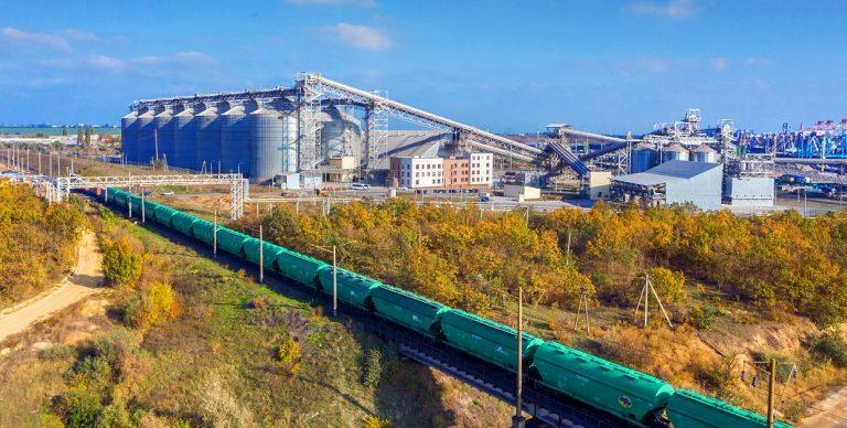 Выручка от экспорта зерновых сократилась на 2,3% в 2020 году — ГТС