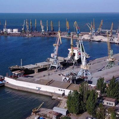 Порт Бердянск сократил грузооборот на 43% в январе-феврале